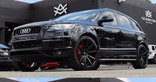 all audi q7 chicago cubs armando rivero gets his 2014 audi q7 all blacked out