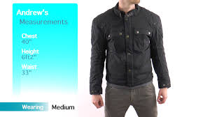 best bike jackets richa scrambler wax motorcycle jacket review by urban rider youtube