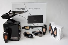 makeup forever airbrush i am completely obsessed with my temptu i to mix the makeup