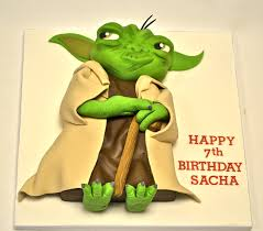 yoda cake topper 2d carved yoda cake celebration cakes cakeology