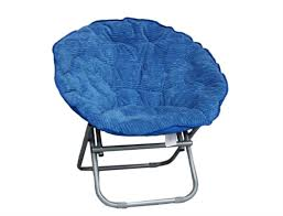 Comfy Armchairs Cheap Comfy Corduroy Moon Chair Campus Blue Fold Able Chair Space
