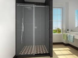 frameless sliding shower doors tampa frameless sliding shower