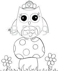 Owls Coloring Pages Inspirational Cute Owl Coloring Pages To Print Owl Color Pages