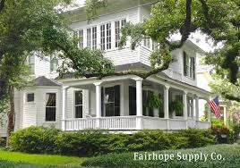 House With Front Porch by Front Porch Ferns Leslie Anne Tarabella