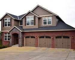 dark red brick homes red brick grey stone hummmm