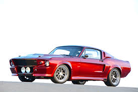 1967 Ford Mustang Black This Aviation Themed 1967 Ford Mustang Is A Pilot U0027s Dream Come