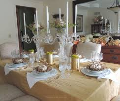 thanksgiving 2017 in gold u0026 white tablescapes at table 21