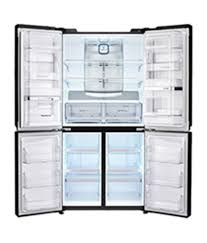 Refrigerator Lg French Door Lg 1001 Ltr Gr D35fbghl French Door Refrigerator Luminous Black