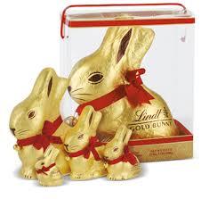 lindt easter bunny gold bunny milk