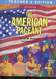 9781305268456 the american pageant 16th edition ap edition
