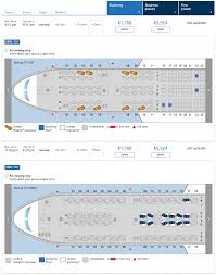Boeing 777 300er Seat Map An Update On United Polaris Business Class One Year In