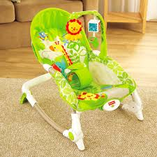 Fisher Price Activity Chair Newborn To Toddler Portable Rocker