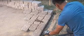 How To Make Patio How To Build A Backyard Patio In 24 Miserable Steps City Pages