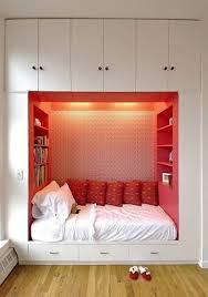 Bedroom  Simple Storage Ideas For Small Bedrooms Overhead Bed - Clever storage ideas for small bedrooms