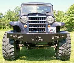 willys jeep truck interior 1950 willys truck re rebuild jeepforum com