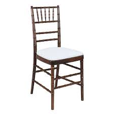 fruitwood chiavari wedding chairs for rent chair rentals