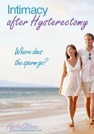can sperm travel through clothes images Intimacy after hysterectomy where do the sperm go intimacy jpg