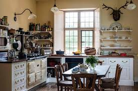 New Build Interior Design Ideas by Kitchen Newbuild Jacobean Style Manor Real Homes