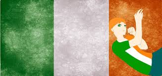 Ireland Flag Hm Csf Ireland Flag Background By Abthebutterfly On Deviantart