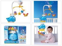 baby crib lights toys boys girls sleep soothing ocean mobile baby infant vtech crib light