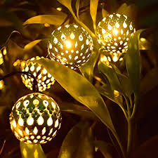 solar led light for globes best solar powered christmas lights 2018 top 11 reviews