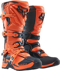 Fox Racing Mx Comp 5 Mens Off Road Dirt Bike Motocross Boots Ebay