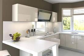 cuisine moderne ouverte table pour cuisine comme amacnager une cuisine ouverte