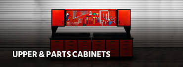 Parts Cabinets Heavy Duty Workbench Upper Cabinets Mctavish Steelworks