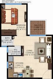 300 Sq Ft Apartment Pashmina Brookwoods In Budigere Cross Bangalore Price Location