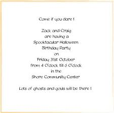 17 best happy halloween invitation wordings for parties office