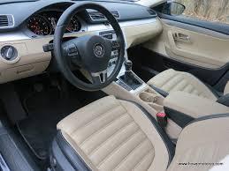 Volkswagen Cc 2014 Interior Hover Motor Company 2014 Volkswagen Cc R Line Test Drive Review