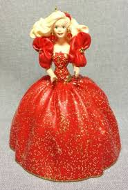 holiday barbie 1991 bought for my niece in 2014 this is so that