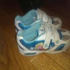 light up tennis shoes for walmart other frozen light up tennis shoes poshmark