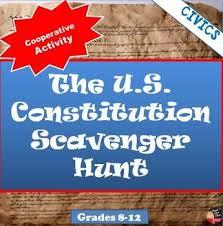 constitution scavenger hunt anagram answers 28 images veterans