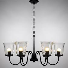 Clarissa Glass Drop Chandelier Lamp Glass Replacement Shades How To Measure Tutorial Chandelier
