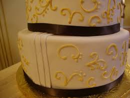 episode 80 simple two tiered wedding cake