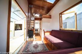 Interiors Of Tiny Homes Luxurious Tiny Home In New Zealand Is Off Grid And 100 Self