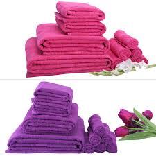 buy 10 get 10 towel set by rangoli bath towel homeshop18