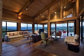 contemporary wooden house build what advantages does the use of