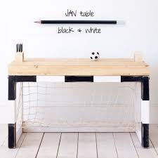soccer goal and a desk might or might not be a good idea for 10 boys soccer room ideas capturing joy with kristen duke