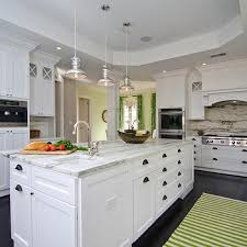 kitchen cabinets with cup pulls mercury glass pendants transitional kitchen case design