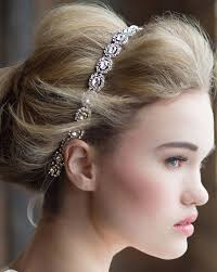 the hairband the many styles that you can try using the hairband wedding