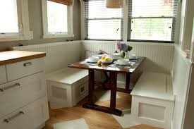 Build Your Own Wainscoting Enchanting Build A Banquette Storage Bench 4 Build Your Own