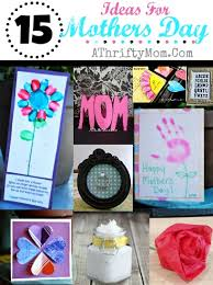 finger print flower and poem diy mother u0027s day card