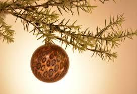 amber christmas tree ornament murano glass murano glass gifts co
