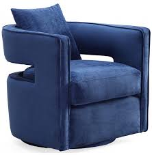Blue Glider Chair Recliners Swivel Chairs Gliders High Fashion Home