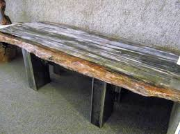 Wood Tables For Sale Petrified Wood Slab Table For Sale From Touchstonegalleries Tables