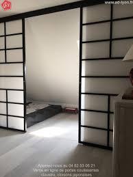 porte de bureau vitr cloisonflex cloison vitr e cloison de bureau cloison m tal avec