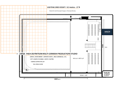 Studio Floor Plan by Studio 8 Avalon Film U0026 Television Studios