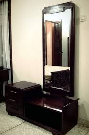 Indian Bedroom Wardrobe Designs With Mirror Bedroom Dressing Table Designs With Full Length Mirror For Girls